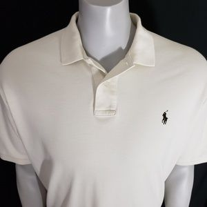 Polo Ralph Lauren Men's Cotton Polo Shirt Large